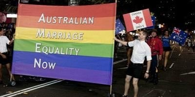 Parade Entry for Marriage Equality